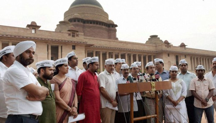 21 AAP MLAs to appear again before EC in connection with Office of Profit case