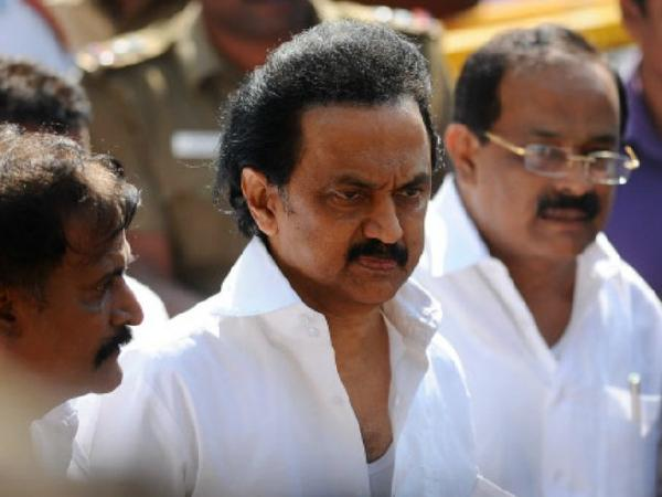 MK Stalin in touch with BJP, claims BJP TN President