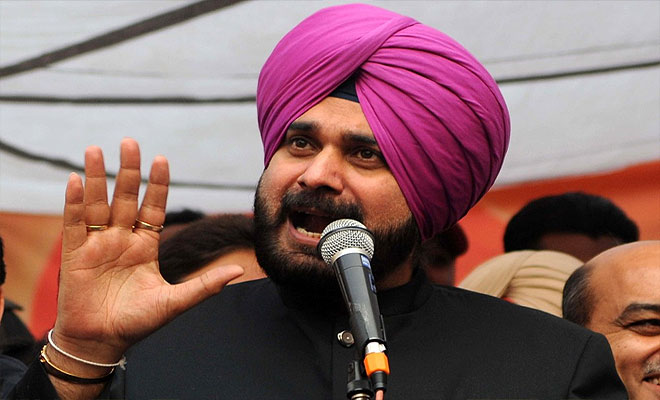 I quit Rajya Sabha because I was asked to keep away from Punjab: Sidhu