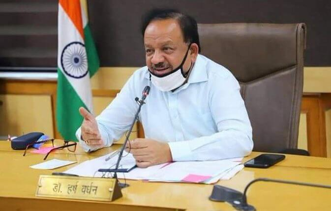 Centre lifts time restriction for COVID-19 vaccination, now get 24*7: Harsh Vardhan