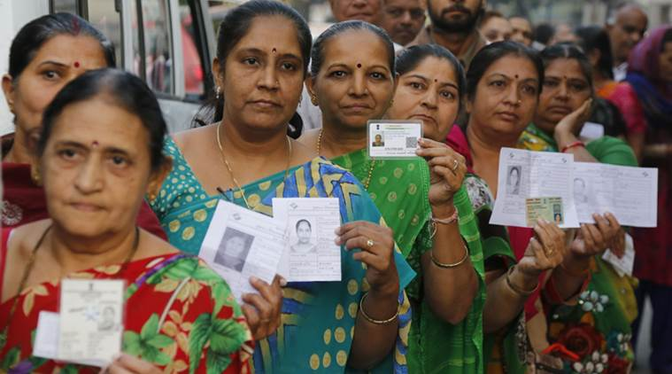 39 percent voting till 12 pm for second phase of Gujarat elections