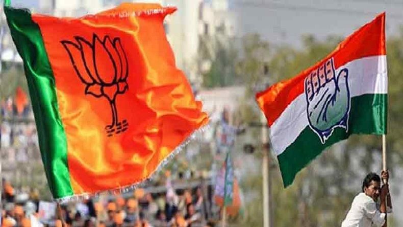 Chhattisgarh: BJP leading in 6 seats, Cong ahead in 5