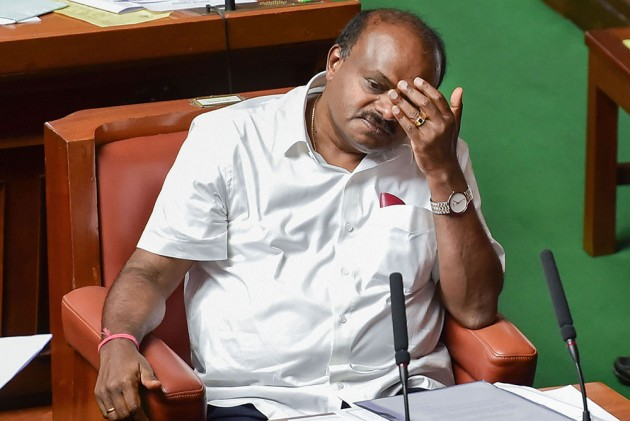 Karnataka CM HD Kumaraswamy to face confidence motion on Thursday