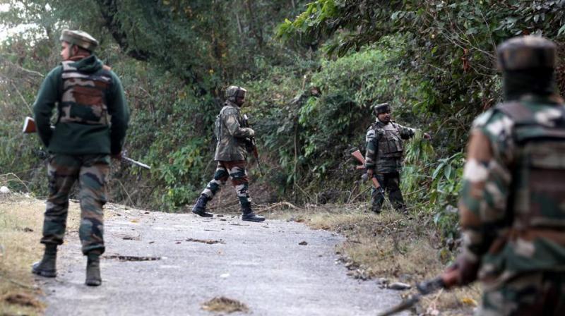Terror attack on CRPF camp foiled in Srinagar