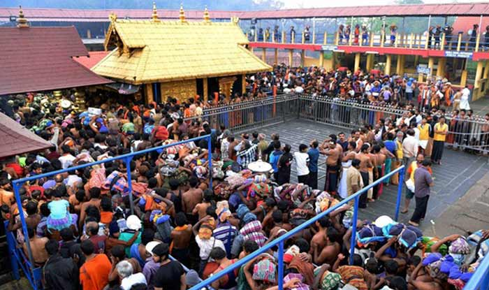 Supreme Court questions ban on entry of women at Sabarimala