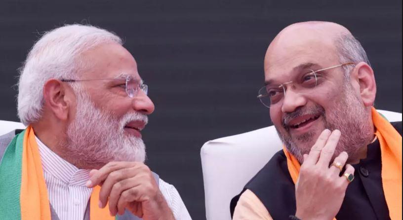 PM greets HM Amit Shah on birthday