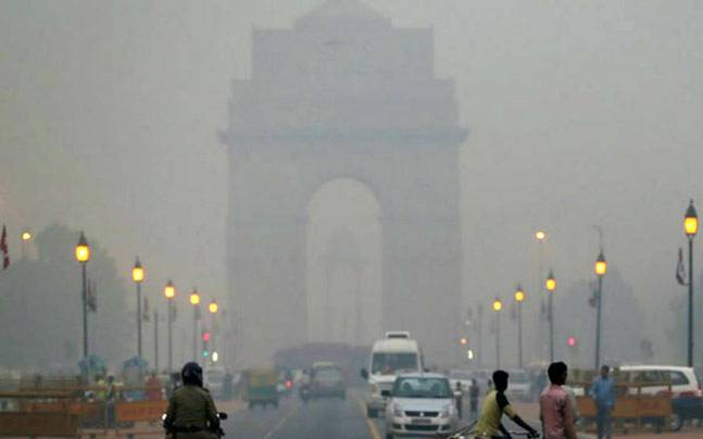 Air quality continues to be in severe zone in Delhi