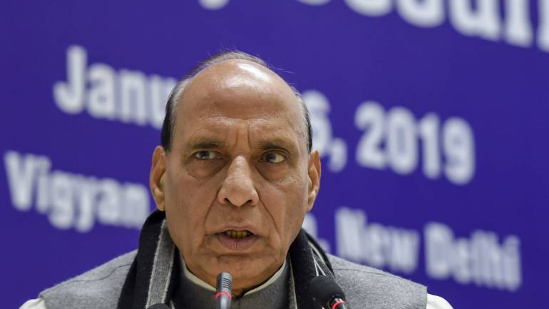 Balakot airstrikes sent out clear message on terrorism: Rajnath Singh