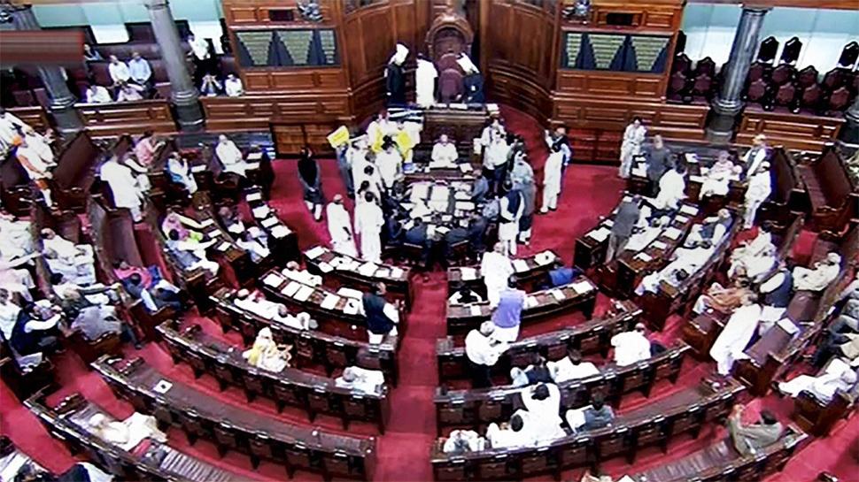 JD(U) walks out of Rajya Sabha protesting against Triple Talaq Bill