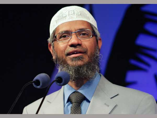 Against terrorism and killing of innocent : Zakir Naik