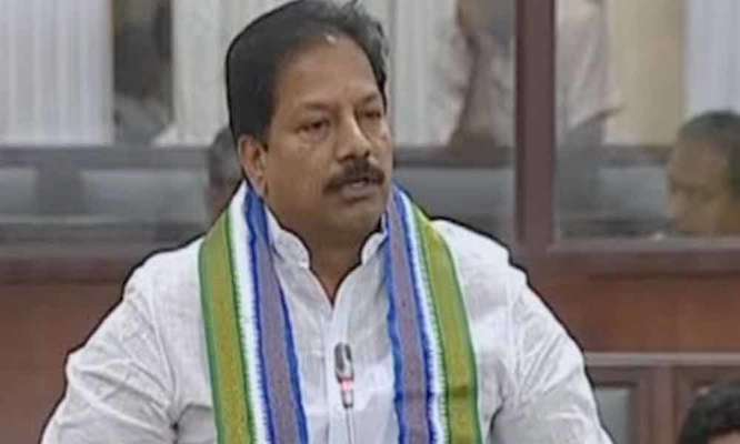 MLA Kona Raghupathi elected as Deputy Speaker of Andhra Pradesh