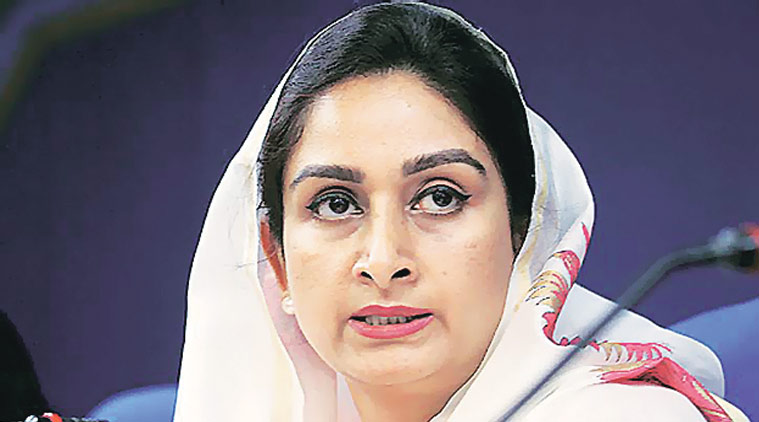 World Food India to be held in New Delhi from Nov 1: Harsimrat Kaur Badal