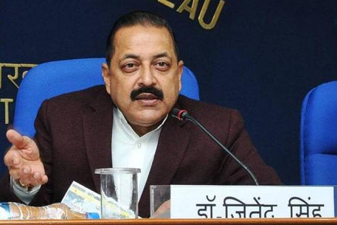 Govt will always stand for its security forces: Jitendra Singh