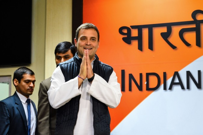 Assembly Poll results: Rahul Gandhi passed all