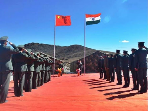 Indian, Chinese commanders to hold talks on Sunday