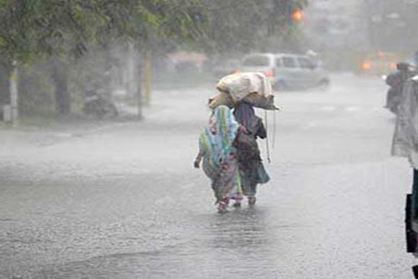 Heavy rainfall forecast over coastal Odisha during next 12 hours