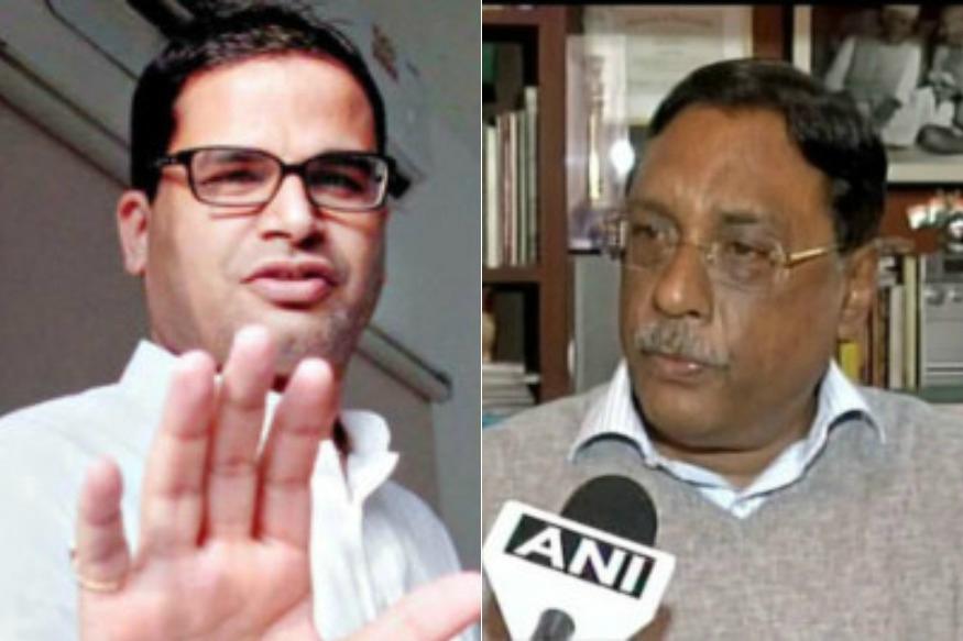 Prashant Kishor, Pavan Varma expelled by JDU for indiscipline