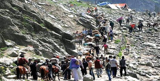 Registration of Amarnath Yatra to start from tomorrow