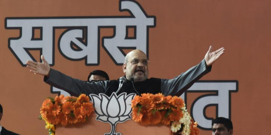 Opposition inciting riots over CAA: Amit Shah