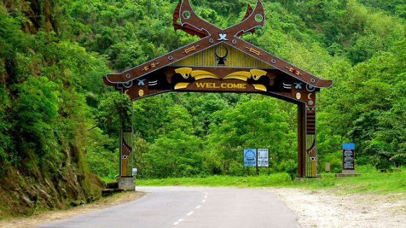 Foreigners can now travel to Nagaland,Mizoram,Manipur without a permit