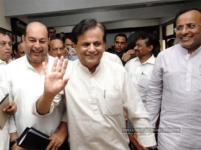 Ahmed Patel wins Gujarat Rajya Sabha third seat