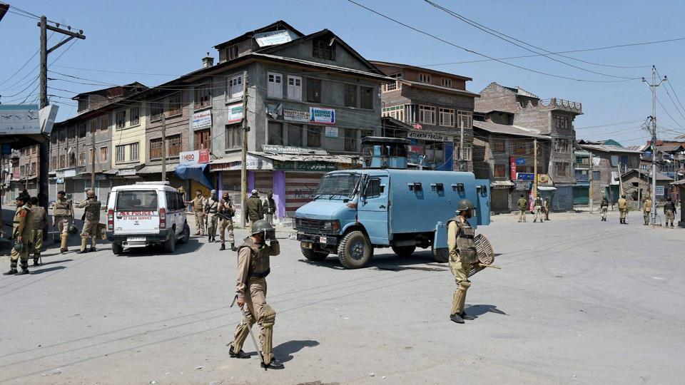 Kashmir shuts today against Pulwama civilian killing