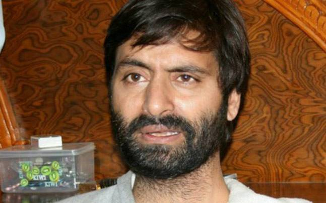 JKLF chairman Yasin Malik detained