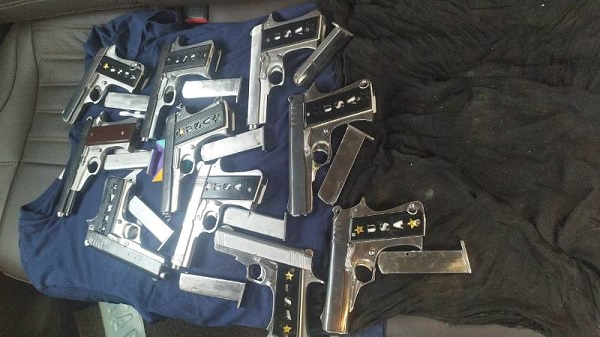 Sangrur police bust interstate illegal arms supply racket; two held