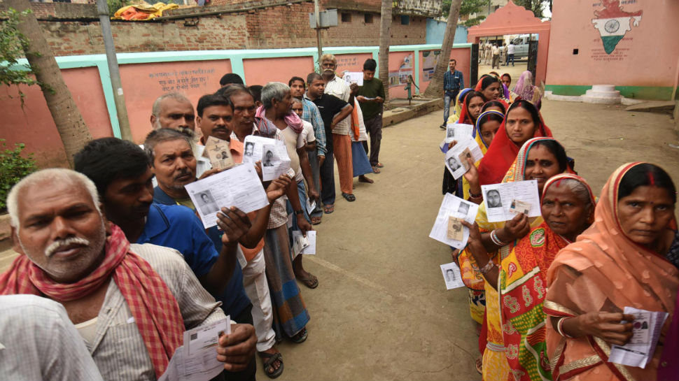 LS polls: 13.48 per cent turnout till 9 am in Tamil Nadu