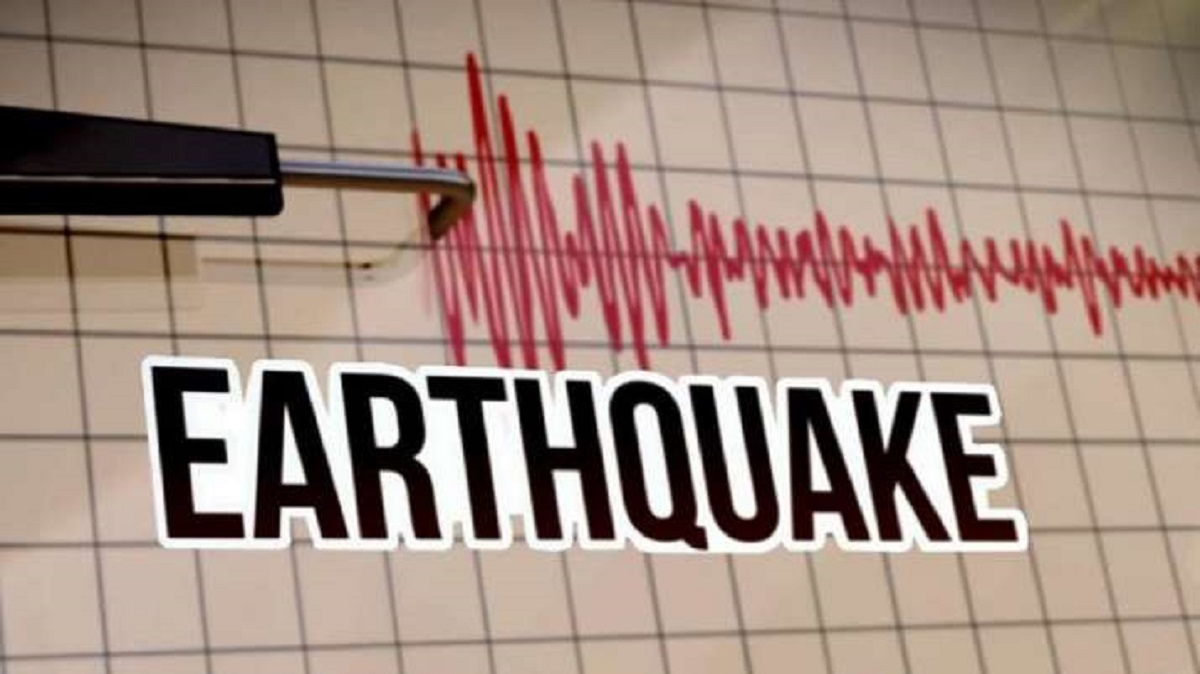 4.5 magnitude earthquake hit Gir Somnath in Gujarat
