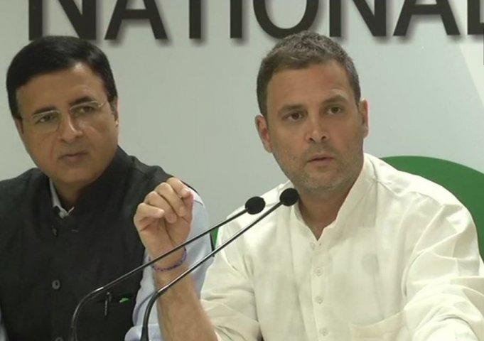 Rafale deal: Rahul Gandhi calls PM Modi