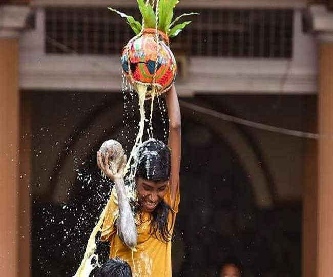 Janmashtami being celebrated in different parts of country today