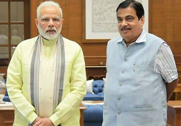 PM greets Gadkari on 63rd birthday
