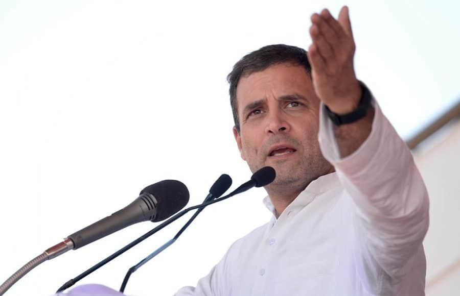 PM Modi admits to theft in Rafale deal before SC: Rahul Gandhi