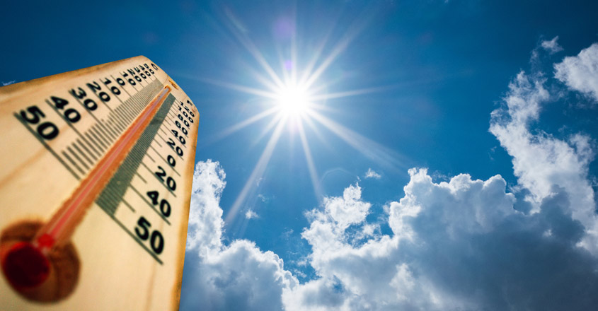 High alert in Kerala after 3 suspected sunstroke deaths