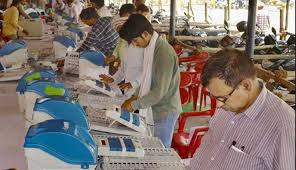 Counting underway for bypolls in Karnataka
