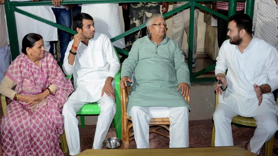 Lalu, wife and son Tejashwi Yadav and others summoned as accused in IRCTC scam case