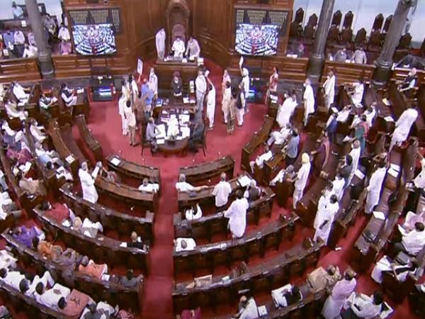 Rajya Sabha adjourned till 12 noon