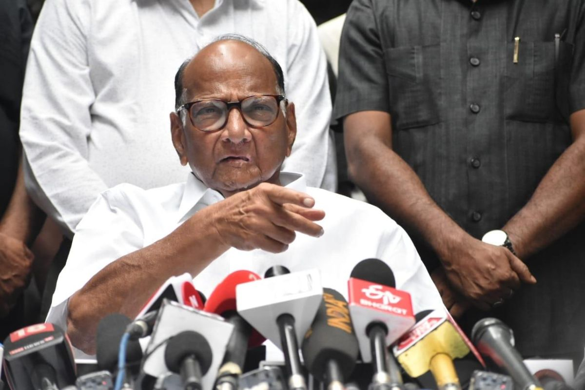 Koregaon-Bhima judicial panel urged to summon Sharad Pawar