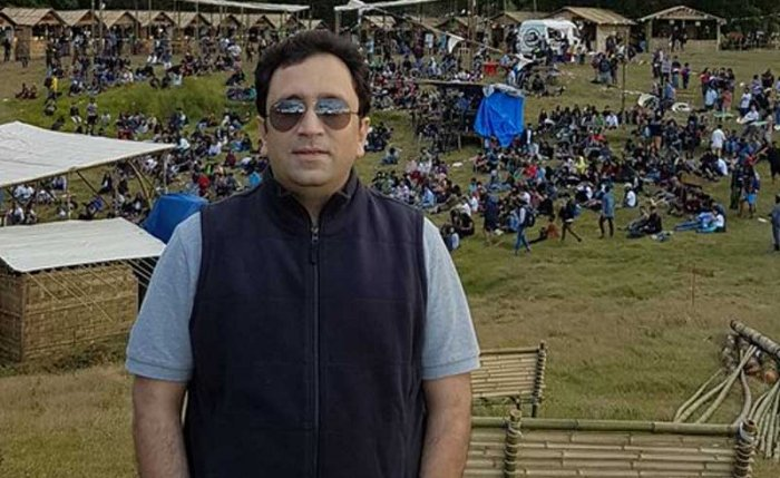 EC appoints Ashish Kundra as Mizoram