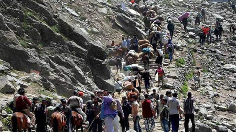 Over 1 lakh pilgrims register for Amarnath pilgrimage