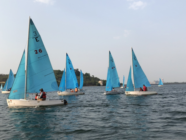 Indian Navy conducts Offshore Sailing Regatta from Kochi to Goa