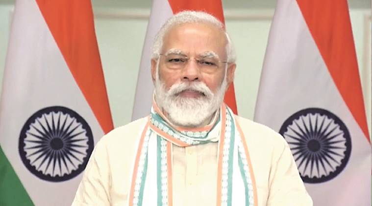 pmmodiannouncesfreerationsfor80crorepeopletillnovember
