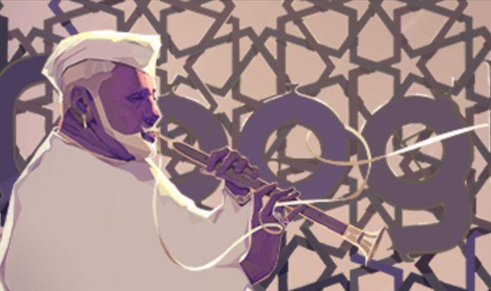 Google Doodle honours Shehnai Maestro Ustad Bismillah Khan
