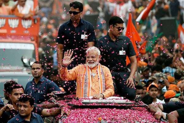 BJP led NDA set to form new govt at Centre