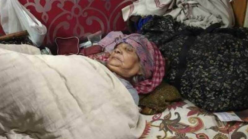 95-year-old Delhi woman held captive by daughter-in-law rescued