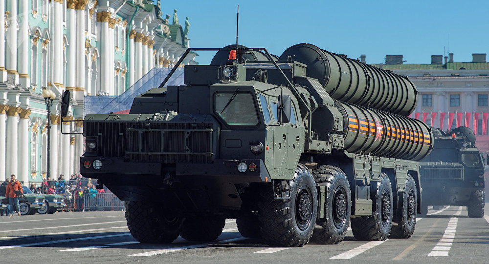 Deal done: India signs up for Russia S-400 missile system amid US threat