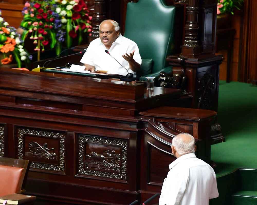 BJP unwilling to form minority govt, K