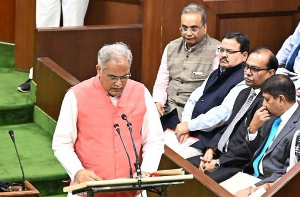 Chhattisgarh CM Presents Budget for Next Fiscal