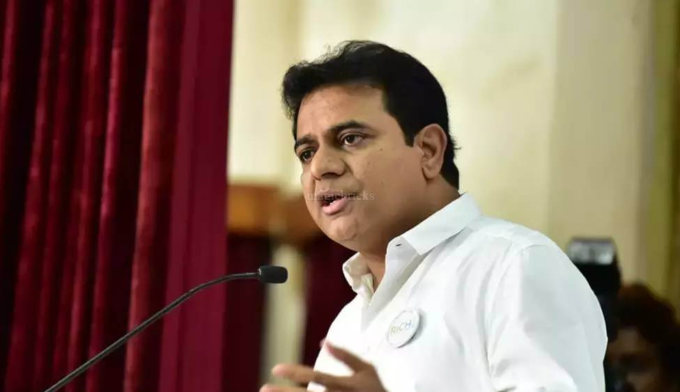 K T Rama Rao urges Centre to set up rail coach factory in public sector at Kazipet